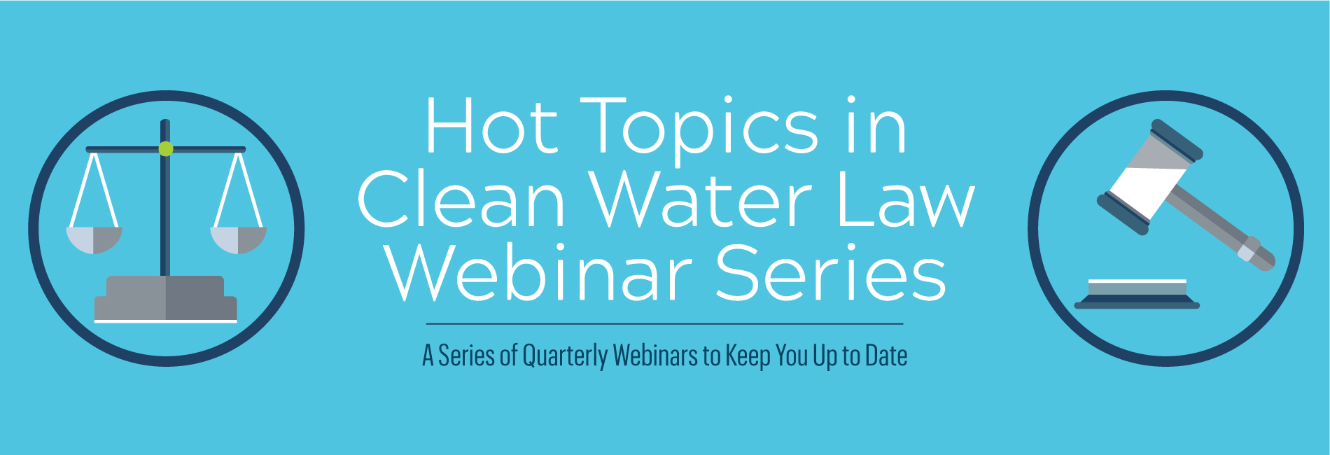 Hot Topics in Clean Water Law