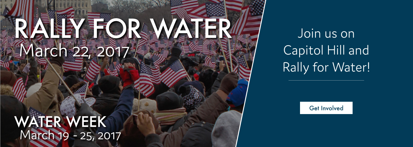 Rally For Water