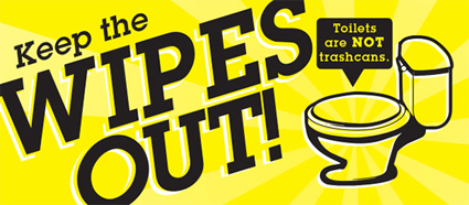Member Spotlight: Keep the Wipes Out! - Clackamas County Water Environment Services' Creative Solution to Clogged Pipes